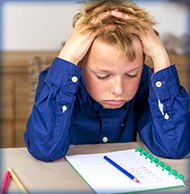 Helping your elementary child adjust to homework