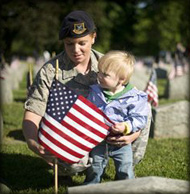 Pause to honor the meaning of Memorial Day