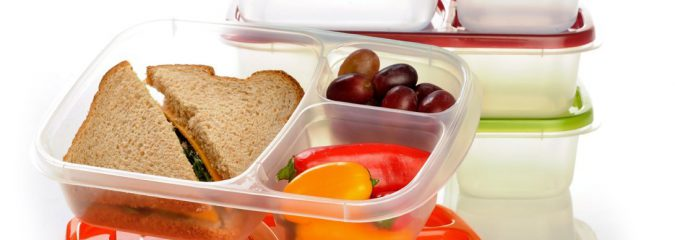 Jump out of the rut; learn how to pack nutritious and fun school lunches